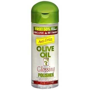 Organic root stimulator Olive Oil Glossing Polisher 177,4ml