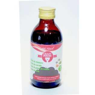 HUILE Hydratante Intense CRAZY POUSS-AFRO NATUREL
