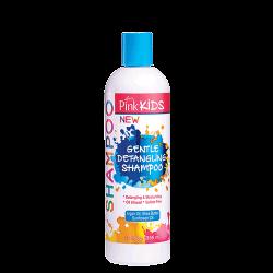 Shampoing démêlant doux Gentle Détangling shampoo Luster's pink Kids 355ml