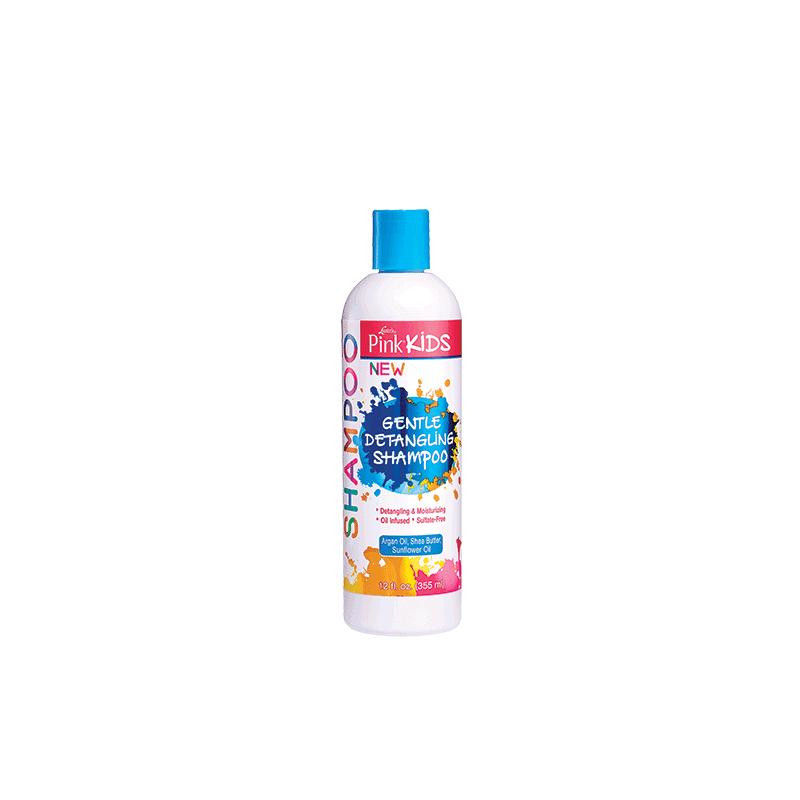 Shampoing démêlant doux Luster's pink Kids 355ml