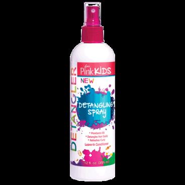 Spray démêlant hydratant Luster's Pink Kids 355ml