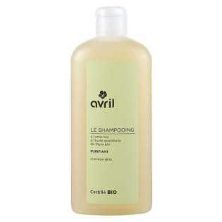 SHAMPOING PURIFIANT CHEVEUX GRAS BIO-AVRIL  250ml