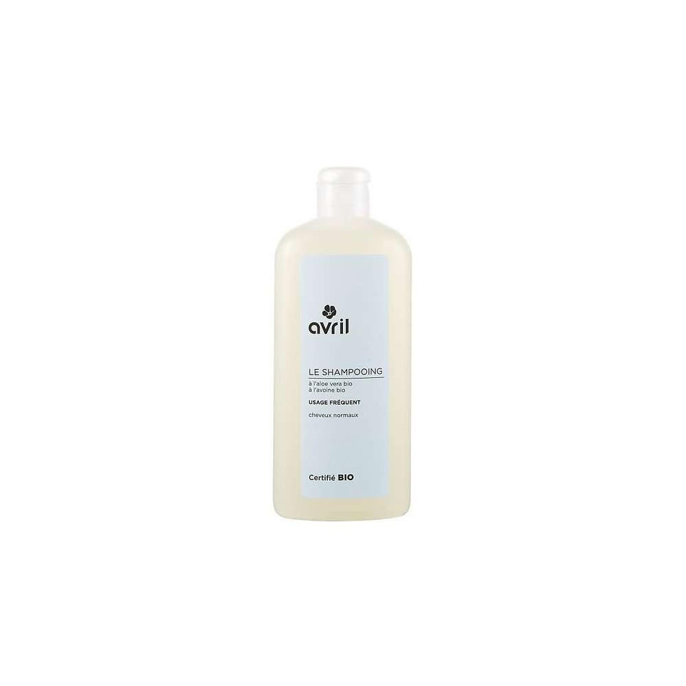 SHAMPOING USAGE FRÉQUENT CHEVEUX NORMAUX BIO AVRIL 250ml