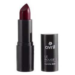 Rouge à lèvres Cerise Burlat 602 certifié Bio - Avril