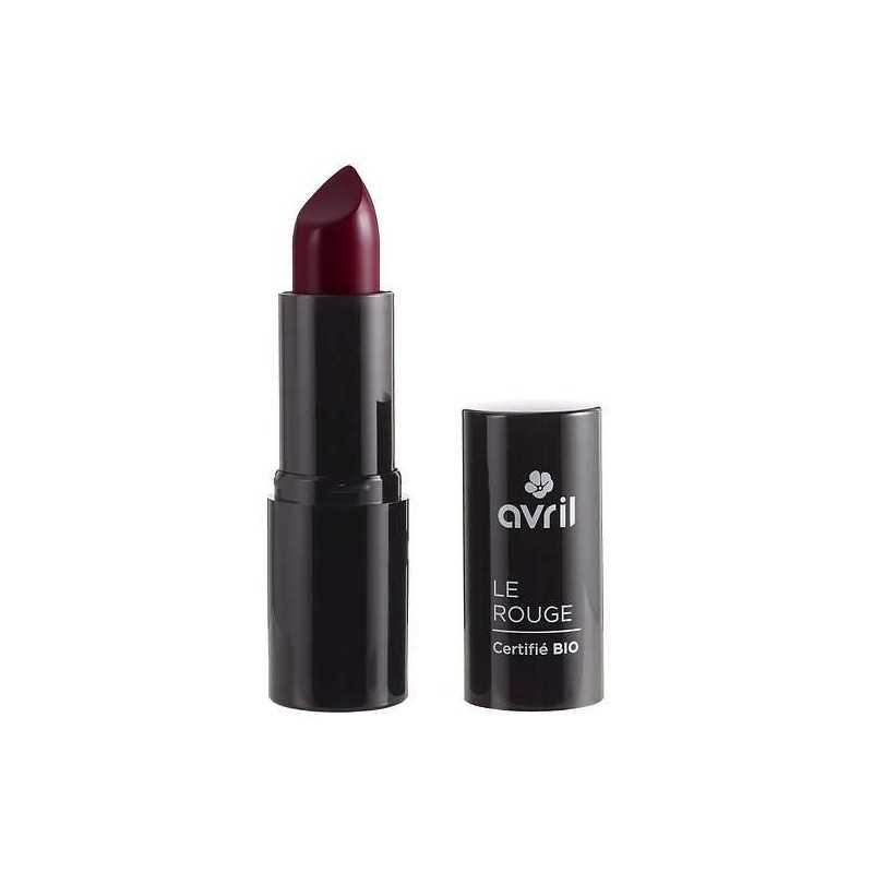 Rouge à lèvres Burlat 602 certifié Bio - Avril
