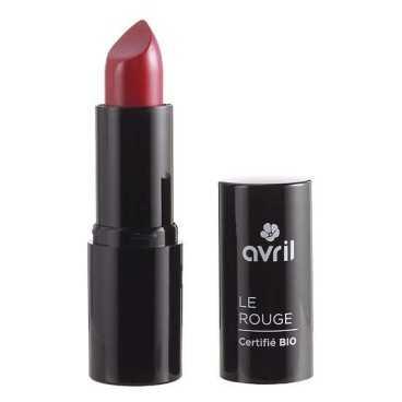 Rouge à lèvres Groseille 599 certifié Bio-Avril