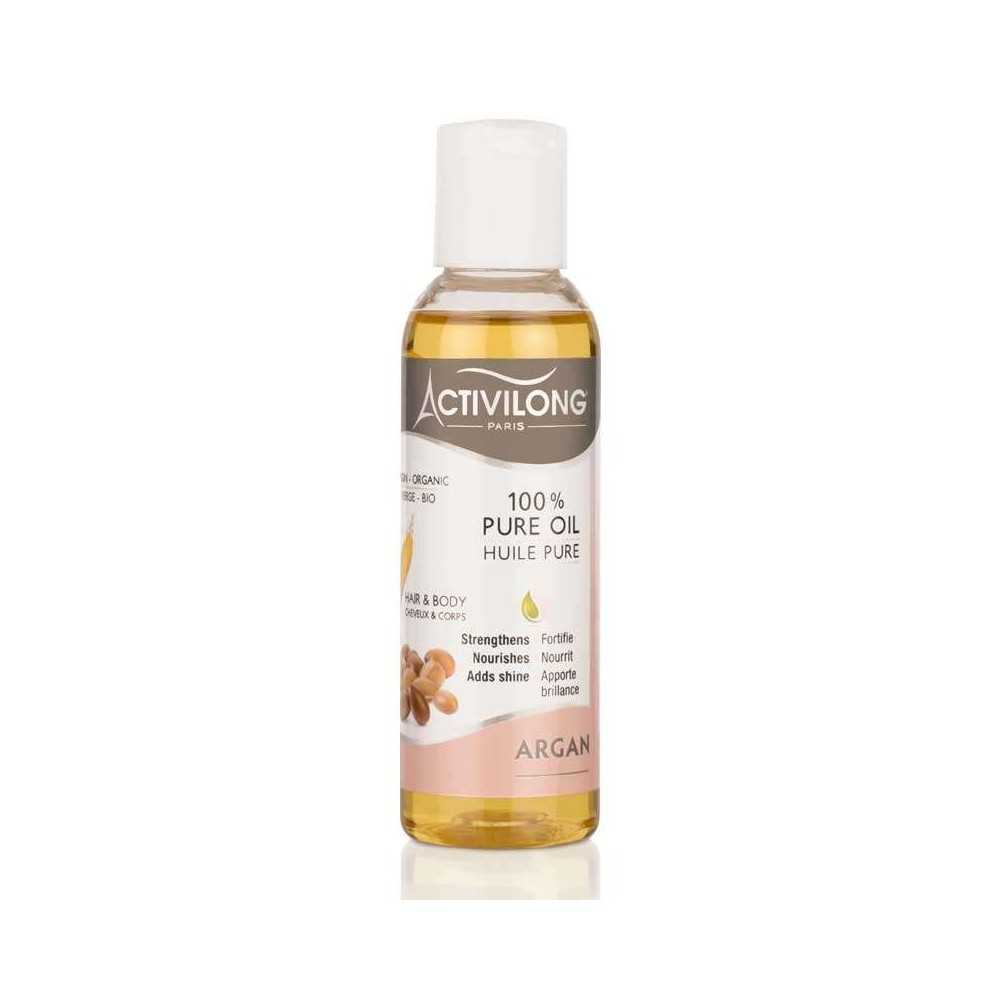 HUILE D'ARGAN 100% PURE ACTIVILONG 75 ML