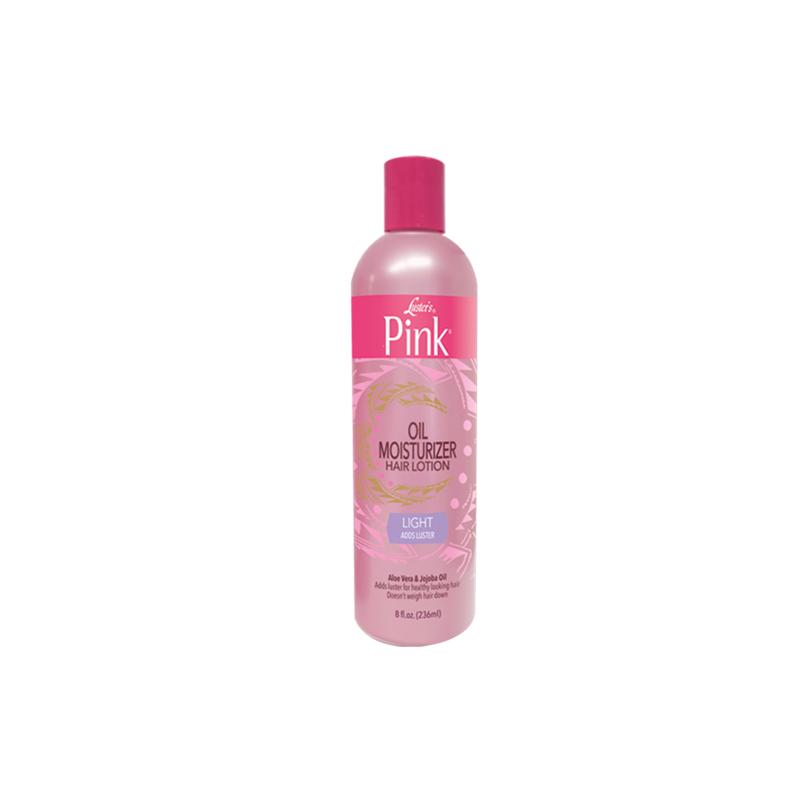 Luster's Pink ,Rose ® Lotion ,classique des cheveux Light 236 ml