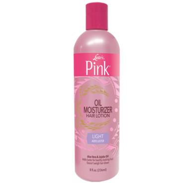 Lotion hydratante classique rose Luster's Pink à l'huile légère 236 ml