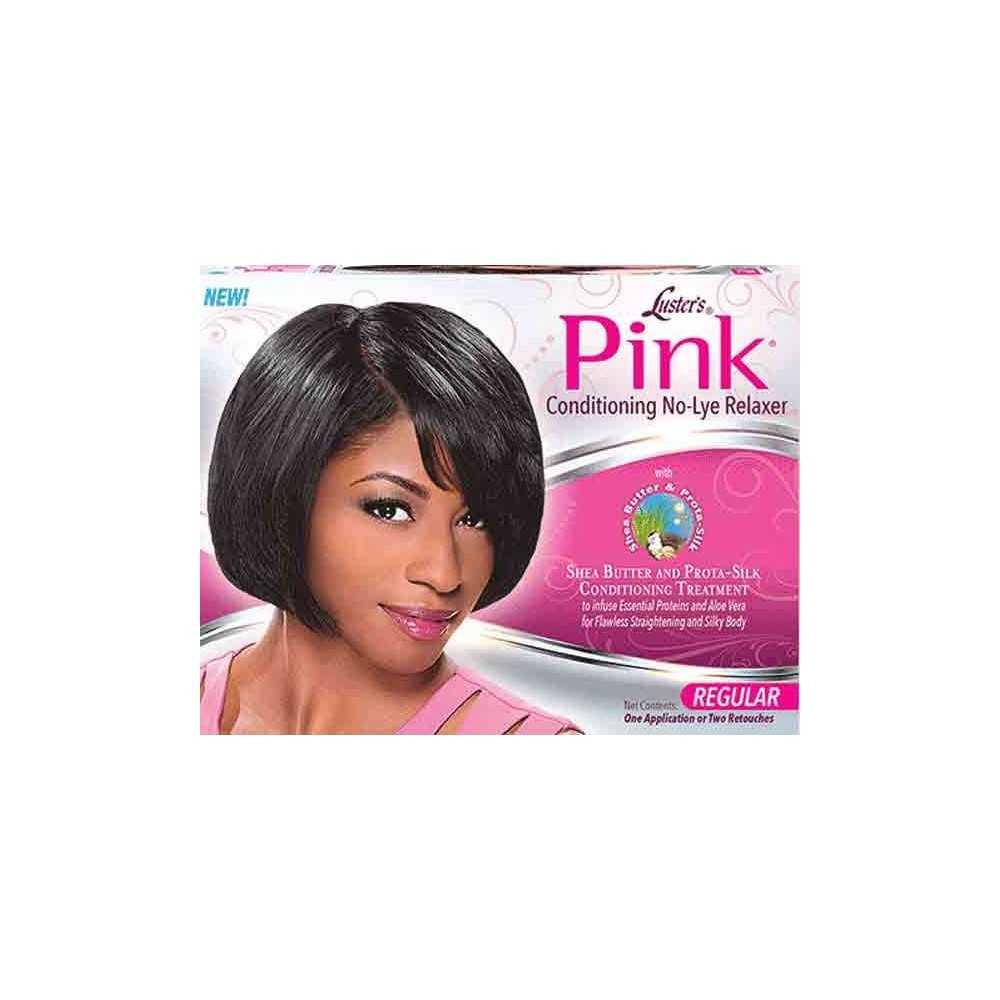 Défrisant Conditionneur Sans Soude Luster's Pink
