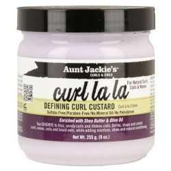 Crème activateur de boucles CURL LA LA AUNT JACKIE'S CURLS ET COILS