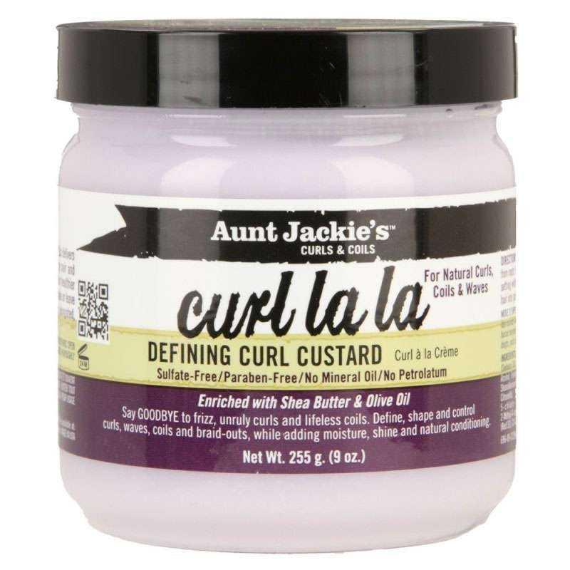 Activateur de boucles CURL LA LA AUNT JACKIE'S CURLS ET COILS