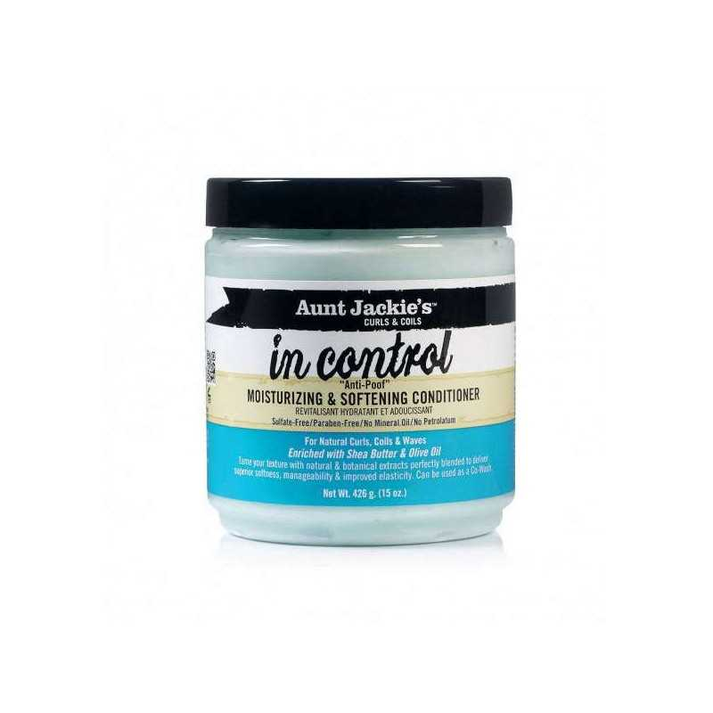 Masque hydratant adoucissant In Control AUNT JACKIE'S