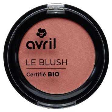 Blush Poudre fard à joue AVRIL certifié Bio