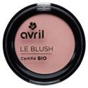 Blush Poudre AVRIL certifié Bio