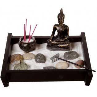 Plateau ZEN avec Bouddha