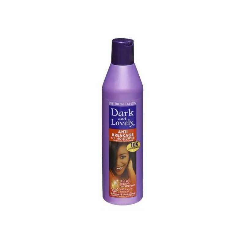 Lotion Soin Anti-Casse Dark and Lovely Anti-Breakage oil Moisturiser