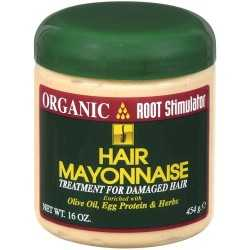 Organaic Root Stimulator Hair Mayonnaise  227g