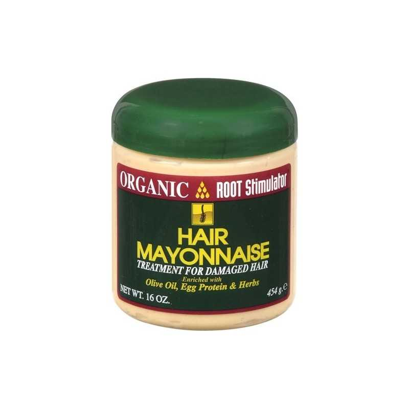 Hair Mayonnaise - Organaic Root Stimulator (454g)