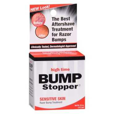 Lubrifiant Traitement Sensitive Bump Stopper Skin Razor 14,2 g