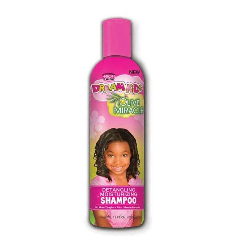 Shampoing hydratant et démêlant Dream Kids African Pride