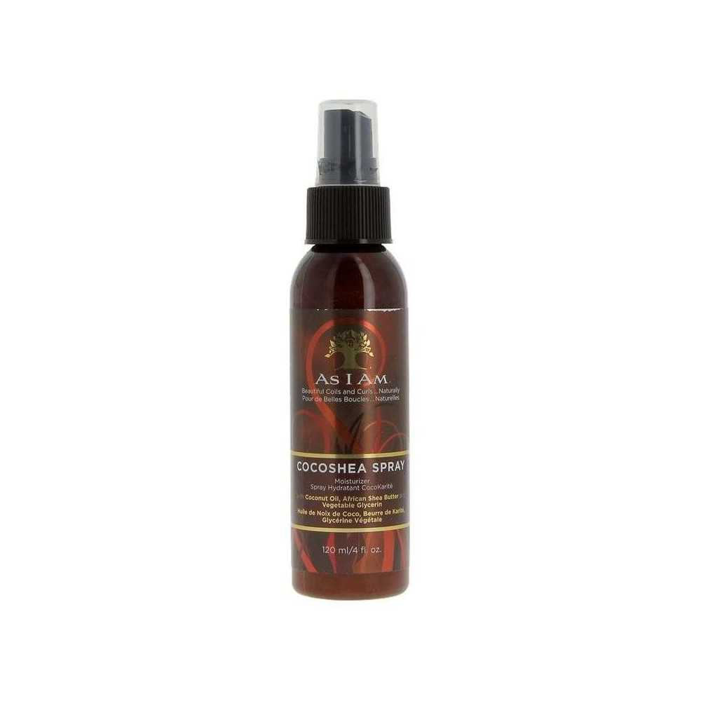 Spray Hydratant et Protecteur Cocoshea Spray  AS I AM