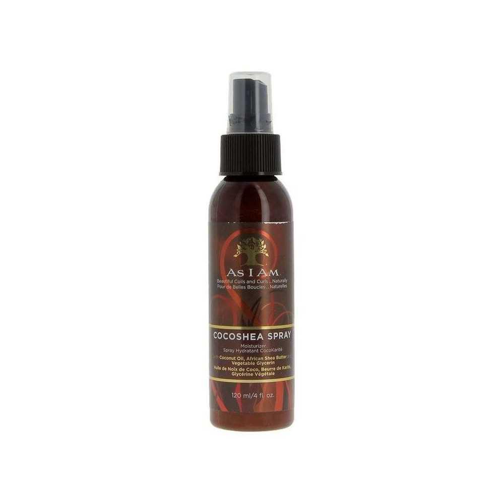 Spray Hydratant et Protecteur Cocoshea Spray AS I AM