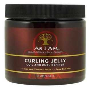 CURLING JELLY GELÉE DÉFINISSEUR DE BOUCLES AS I AM 227 g