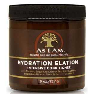 Masque Hydratant intensive conditionneur HYDRATATION ELATION AS I AM 227 G