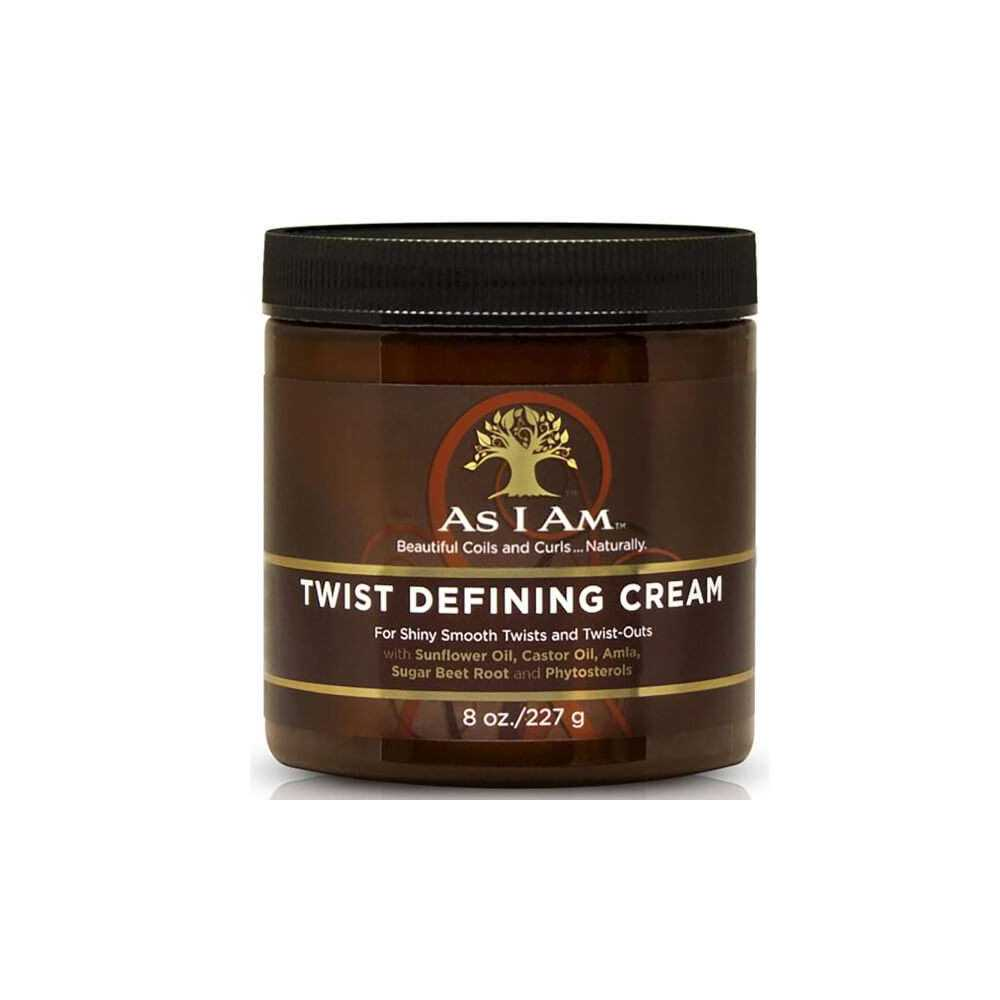 Crème coiffante pour Twists AI A AM Twists Defining Cream