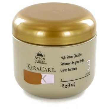 Crème lustrantre High Sheen Glossifier Keracare 115g