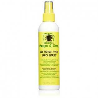 Spray de croissance anti-demangeaisons No More Itch Gro Jamaican Mango and lime 236ml