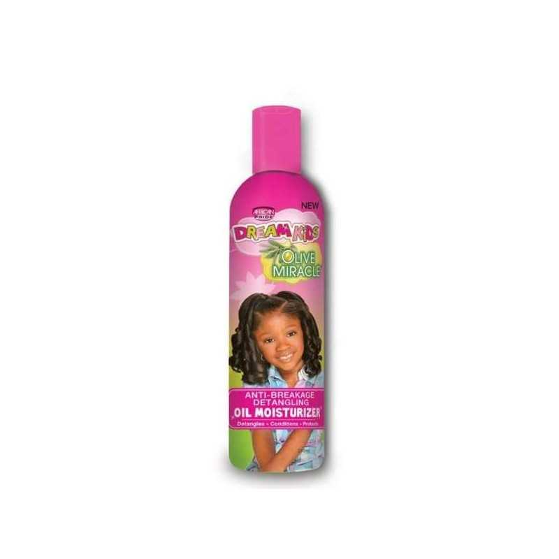 HUILE HYDRATANTE ET DÉMÊLANT AFRICAN PRIDE DREAM KIDS OLIVE MIRACLE