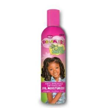 HUILE HYDRATANTE ET DÉMÊLANTE AFRICAN PRIDE DREAM KIDS OLIVE MIRACLE 236ml