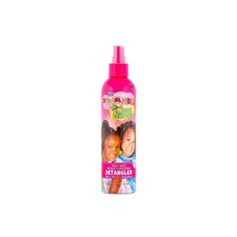 Spray démélant hydratant instantné African Pride Dream Kids 236 ml