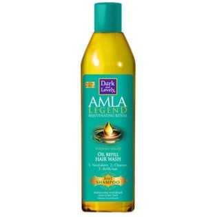 Shampoing neutralisant 3 en 1  Oil Refill Hair Wash Dark and Lovely AMLA Legend