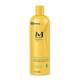 Shampoing neutralisant avec signal de couleur bleue à l'huile de Monoï et de Proéines de soie MOTIONS