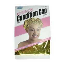 Bonnet auto-chauffant GOLD Condition Cap Cholesterol DREAM WORLD DRE11