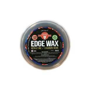 Gel Edge Wax Keratin et charbon noir Crazy Pouss AFRO NATUREL 200 ml