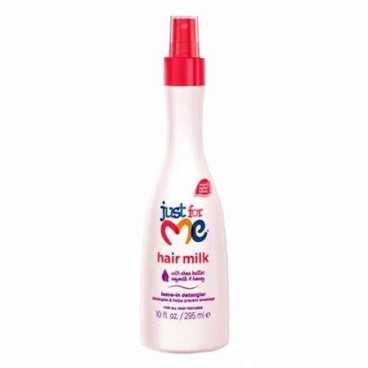 Spray sans rinçage Démêlant capillaire pour enfants - Just For Me Hair Milk Leave-In Detangler 295 ml