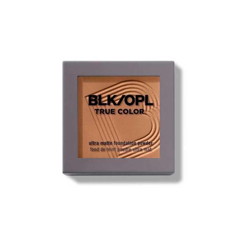 BLK/OPL TRUE COLOR Fond de teint poudre ultra mat