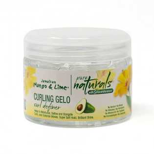 Définition des Boucles Jamaican Mango & Lime Pure Naturals Smooth Moisture Curling Gelo 340 ml