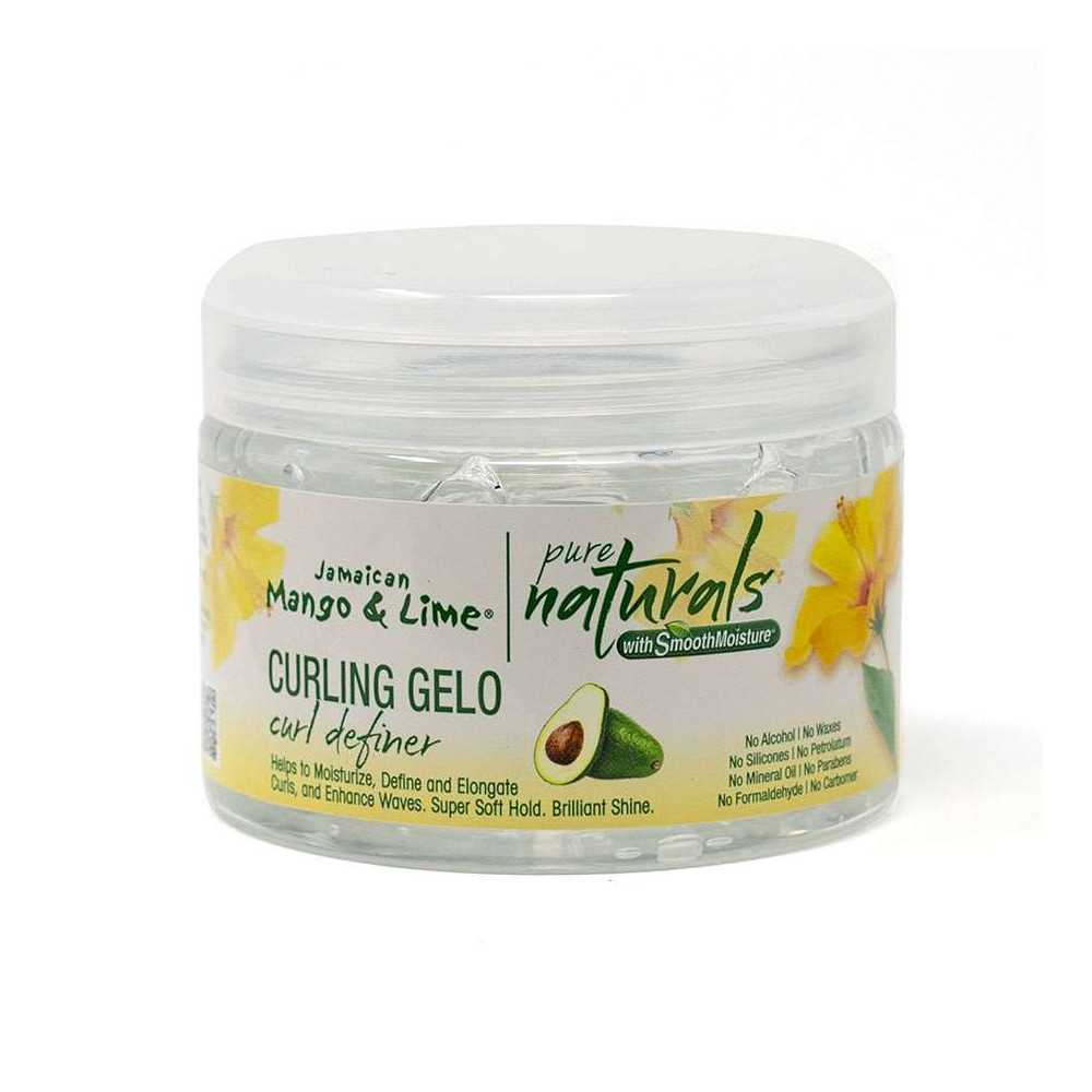 Définition des Boucles Jamaican Mango & Lime Pure Naturals Smooth Moisture Curling Gelo 340 ml