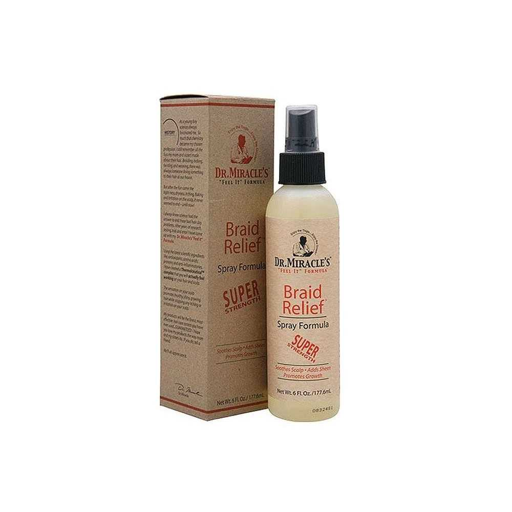 Braid Relief : Spray Formula (177ml)