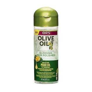 Glossing Polisher Sérum Haute Brillance Organic root stimulator Olive Oil  177,4ml