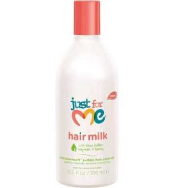 Shampoing doux pour enfants Cleanser Hair Milk JUST FOR ME  399ml