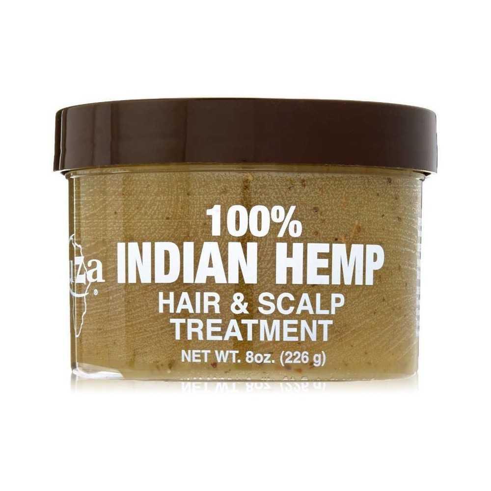 Traitement pour le cuir chevelu et la peau Kuza 100% Idian Hemp