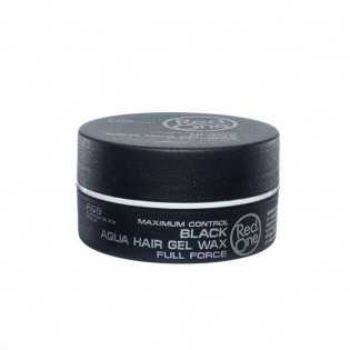 RED ONE Cire Coiffante Black Aqua Hair Wax 150ml