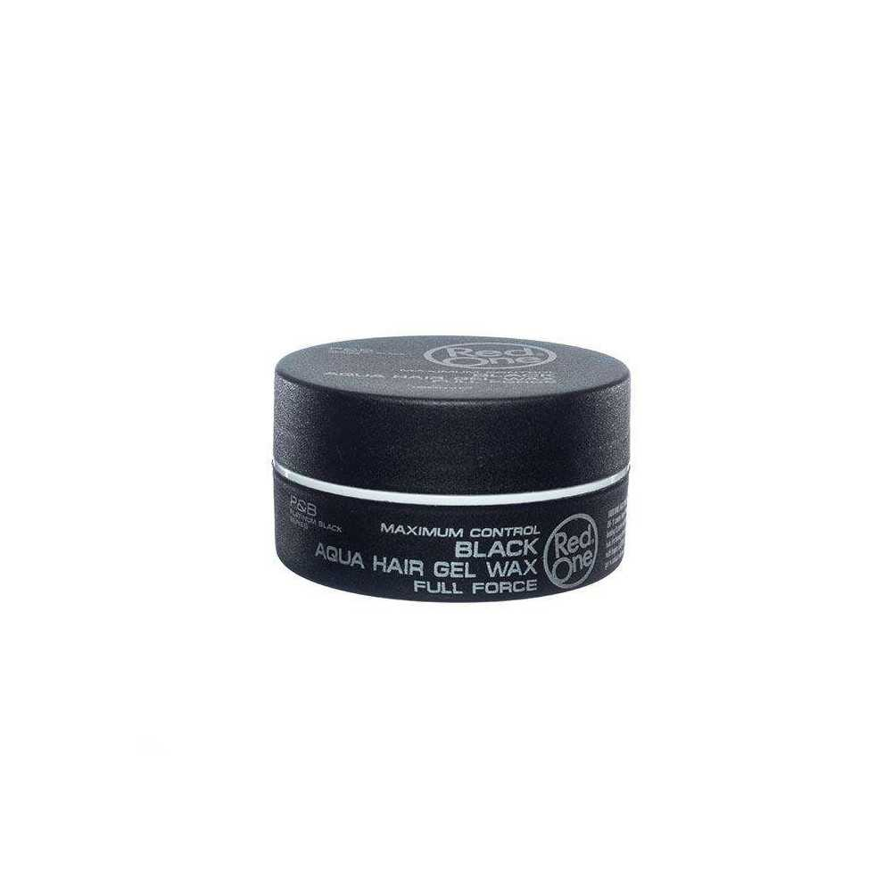 RED ONE Cire Coiffante Black Aqua Hair Wax 150ml