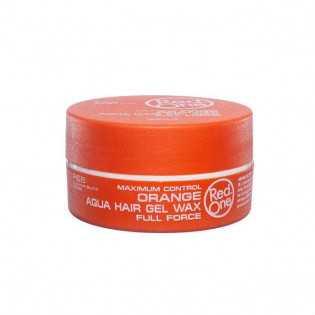 RED ONE Cire Capillaire Orange Aqua Hair Wax 150ml